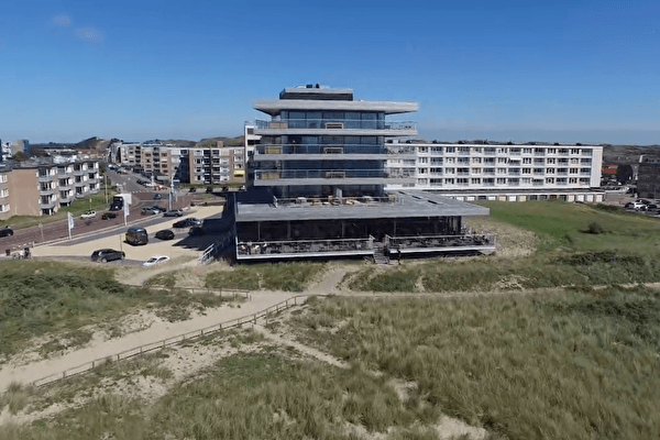 Maris Apartments in Beeld